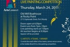 Golden Brush Art Events_Battle of the Brush 3_Spring