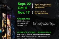 Golden Brush Art Events_Battle of the Brush 4_Change