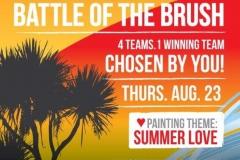 Golden Brush Art Events_Battle of the Brush 7_Summer Love