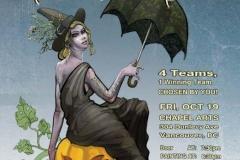 Golden Brush Art Events_Battle of the Brush 8_October Rain