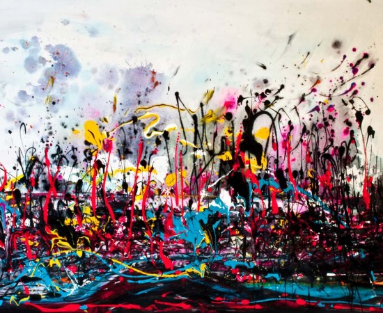 Abstract Art Classes by Raymond Chow