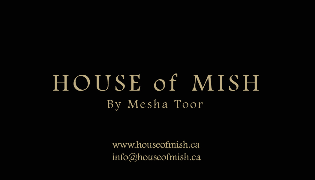 house of mish logo