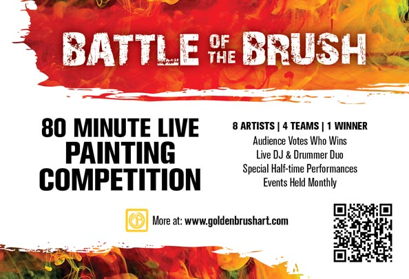 Live Painting Competition