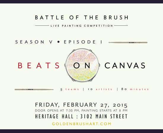 Battle of the Brush: Season 5 Opening Show