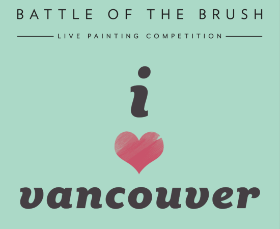 "Battle of the Brush: Season 5 Episode 2 – ""I Love Vancouver!"""