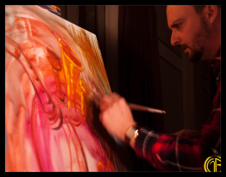Golden Brush Art: Featured Artist Jose Urbay