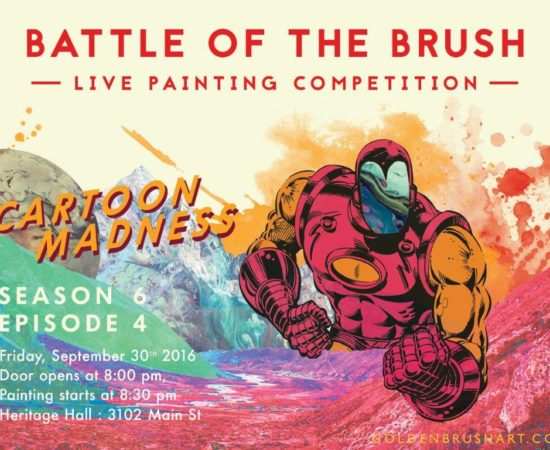 Battle of the Brush 30:  Season 6 Episode 4