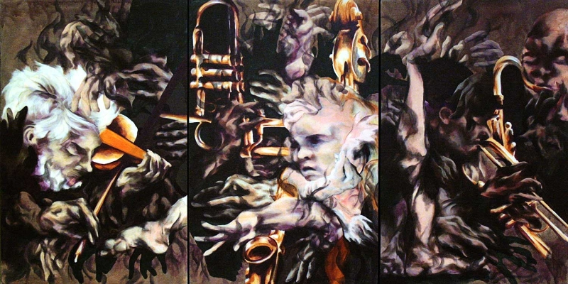 untitled-triptych-of-musicians-and-dancer