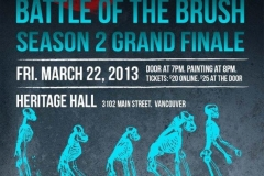 Golden Brush Art Events_Battle of the Brush 10_Evolution