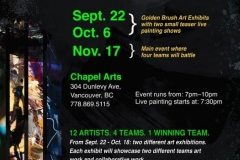 Golden Brush Art Events_Battle of the Brush 4_Change