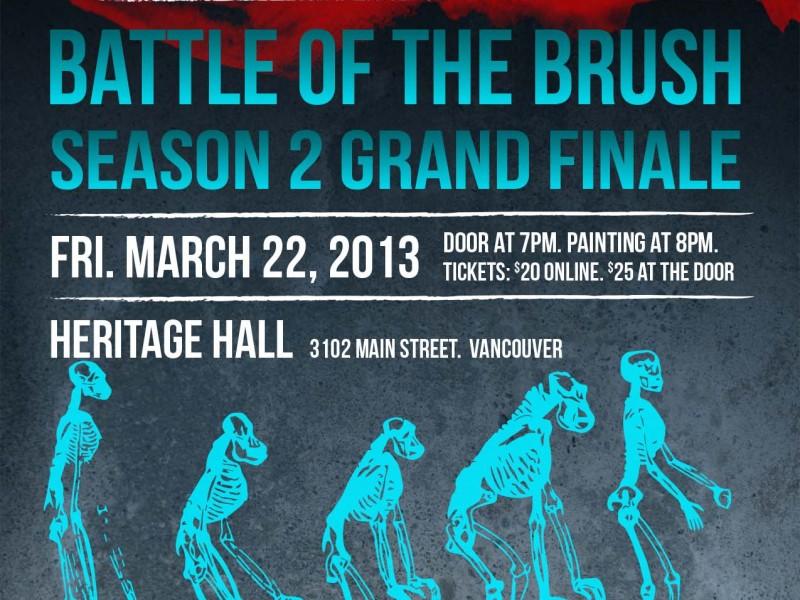 <title>Season II Grand Finale</title>Battle of the Brush: Season II Grand Finale