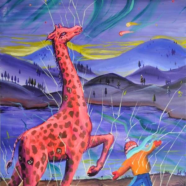 <h1>La Giraffe</h1>Battle of the Brush IX: Season 2 Episode 4 – 3rd Place Winner &#8211; La Giraffe du Nord