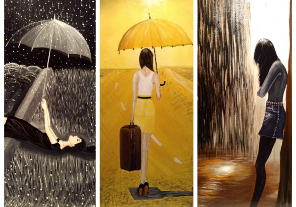 Golden Brush Art: Featured Artist Natalia Krioutchkova