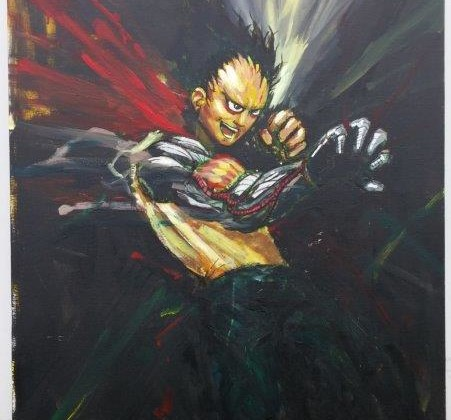 Anime Fanatics Paintings