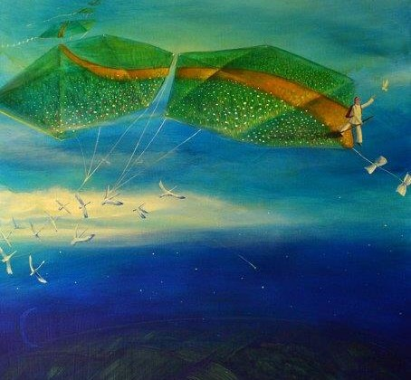 Golden Brush Art: Featured Artist Jose Urbay